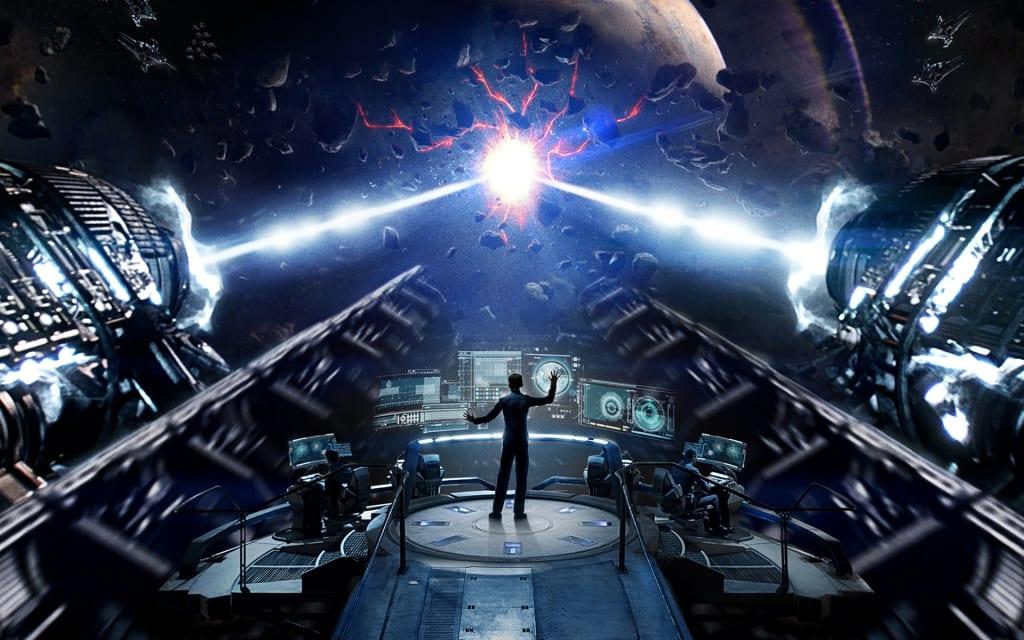 Top 5 sci-fi movies in 2021